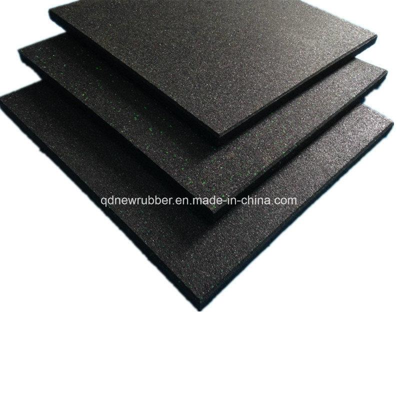 Gym Rubber Flooring Tiles Mats Rolls