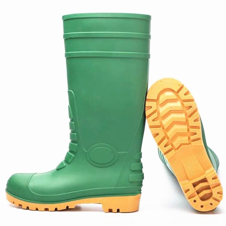 China Safety Boots High Heel Custom