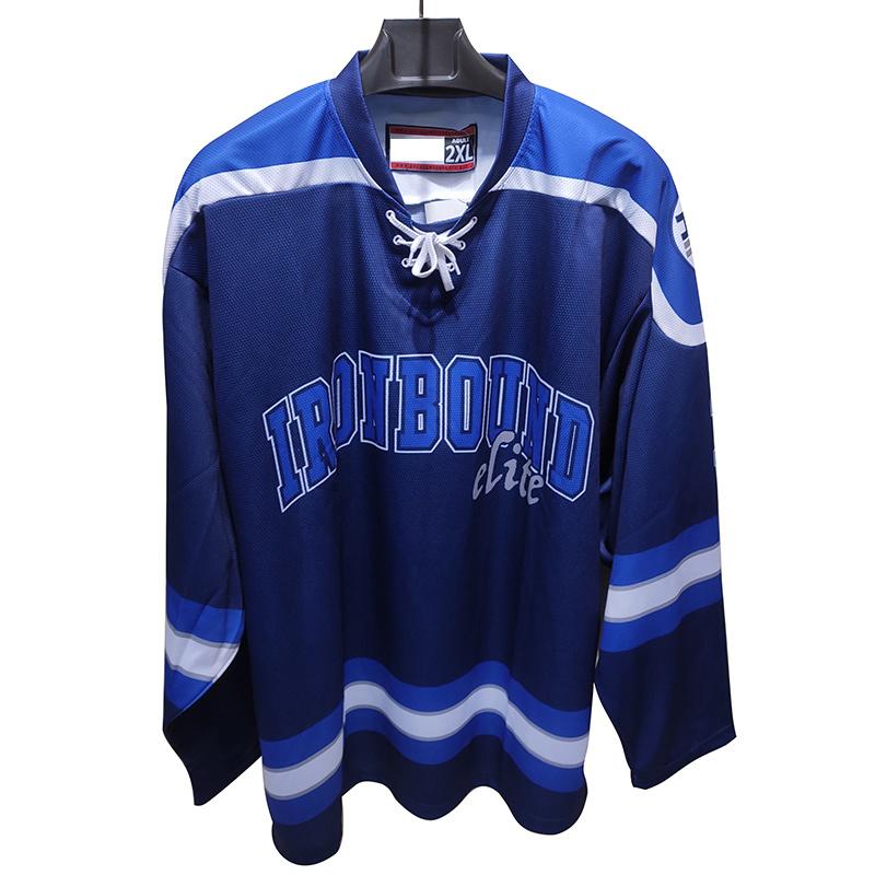 team hockey jersey set