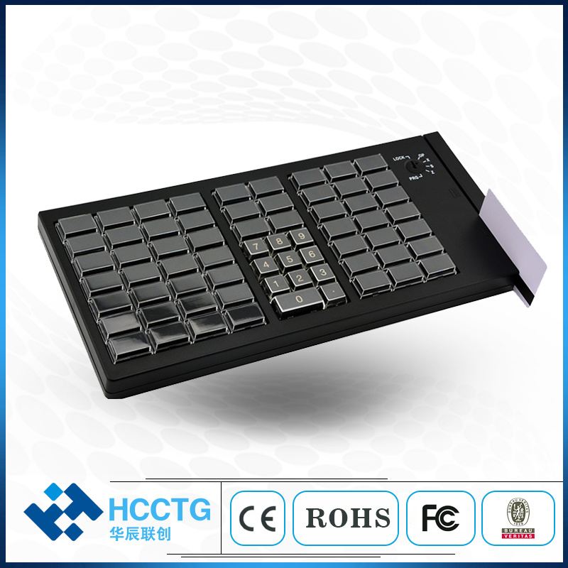 [Hot Item] 66 Keys Programmable Keyboard with USB / PS2 Interface (KB66)