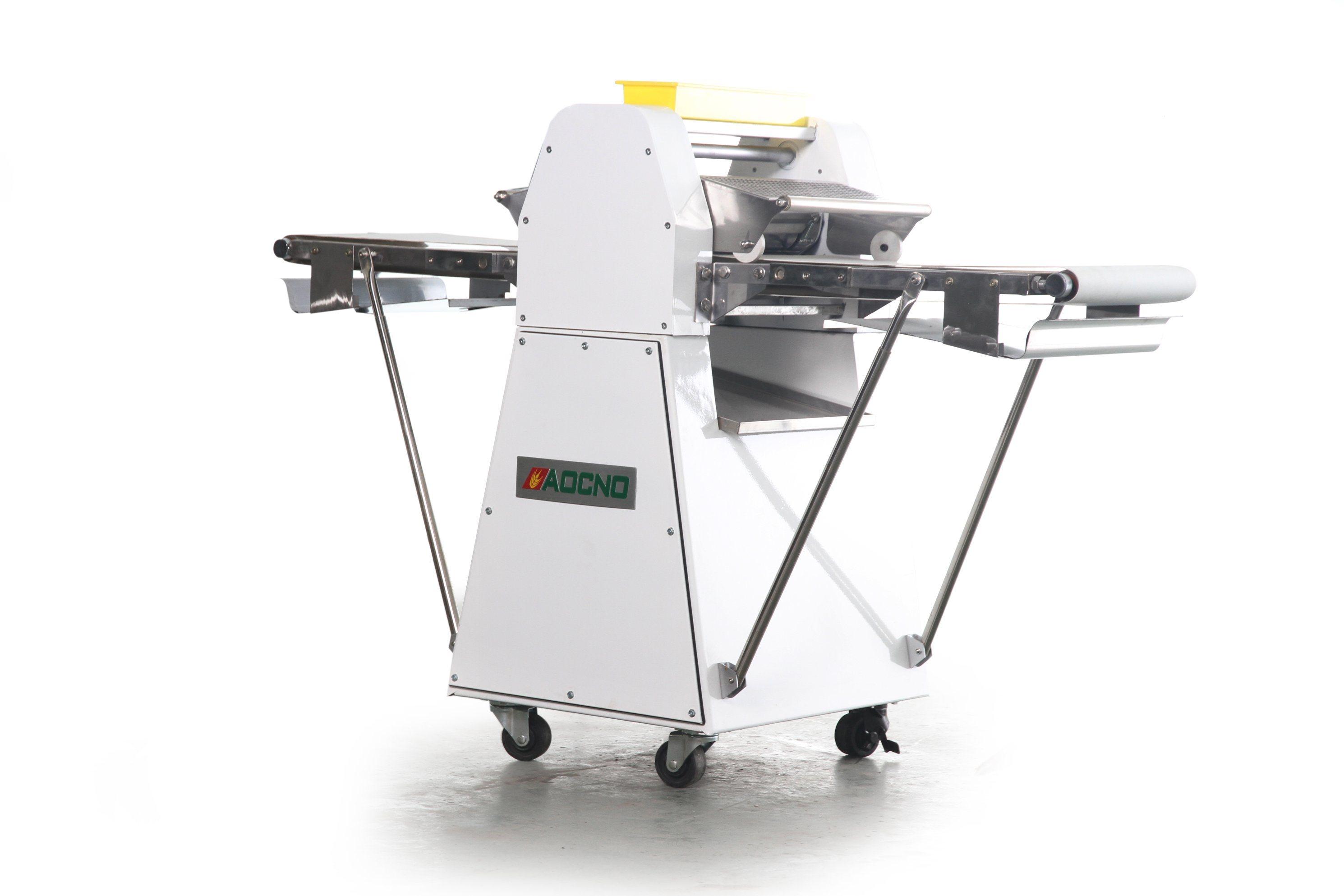 China Electric Automatic Dough Sheeter \/ Kitchen Bakery Equipment - China Dough Sheeter, Kitchen