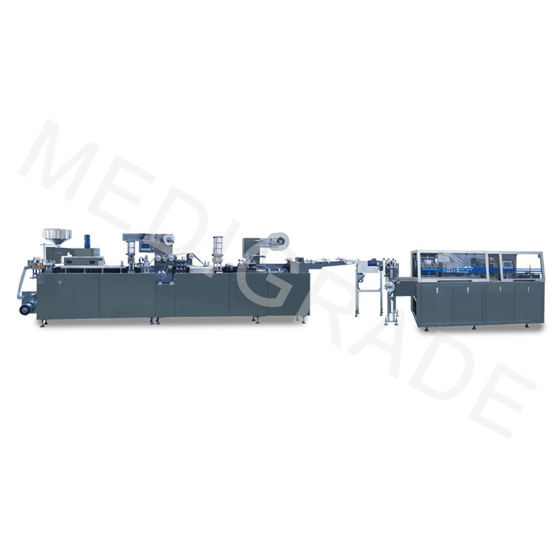 [Hot Item] Automatic Tropical Blister-Carton Packaging Lines