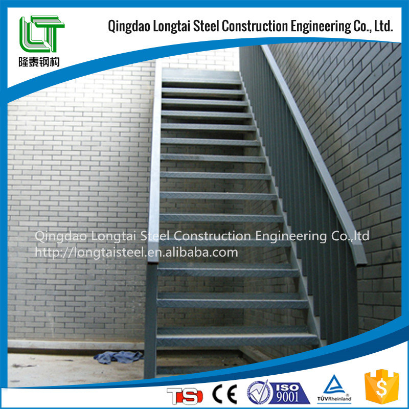 Steel Structure Passages