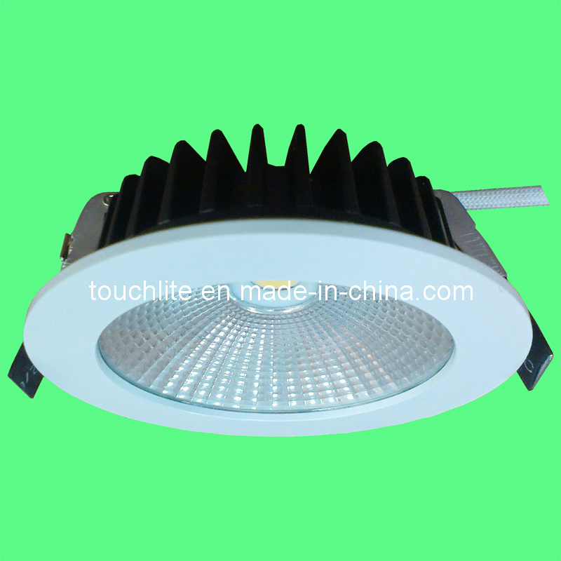 China 3inch 10W/12W LED Downlight, IP44 Bathroom Light, Dimmable LED ...