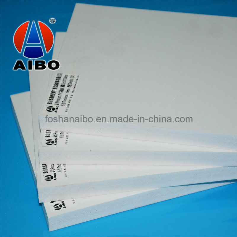 Antiflaming 3-28mm PVC Celuka Foam Board for Cupboard Furniture pictures & photos