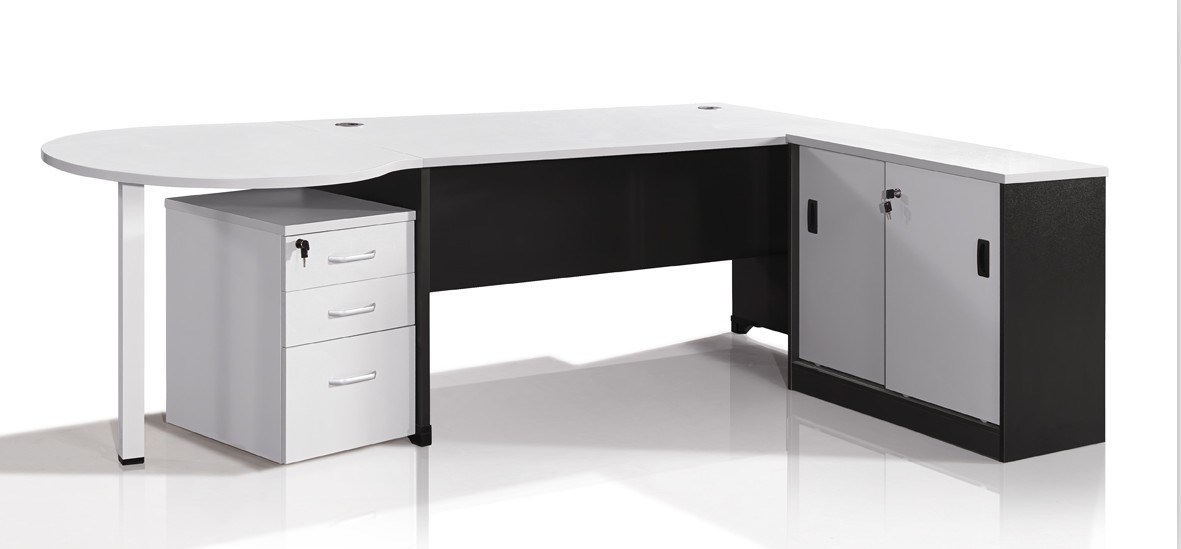 Curved Office Desk. China Modern Curved Executive Office Desk (cf N00701 1