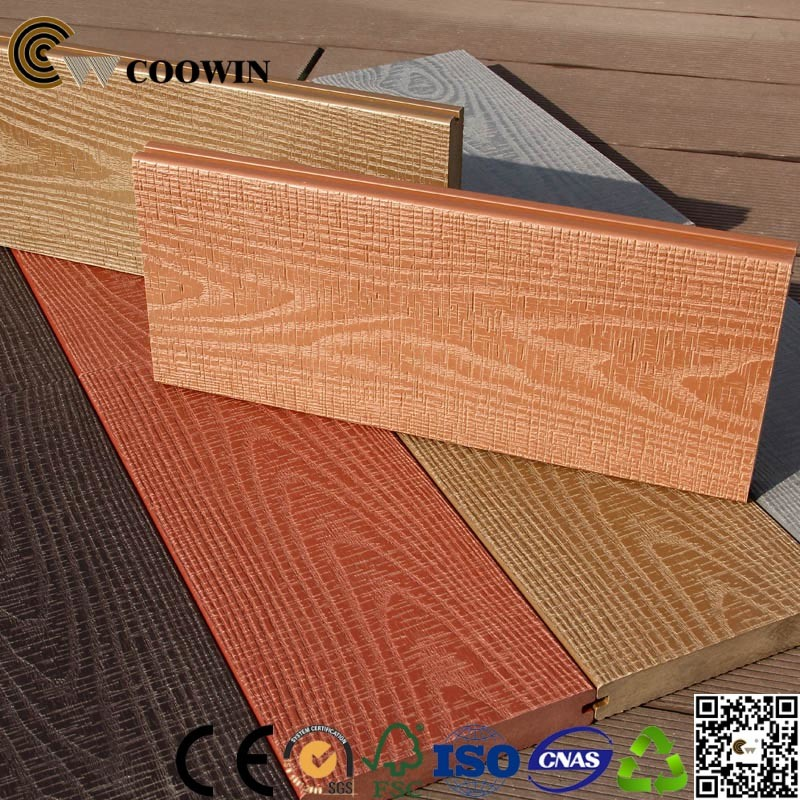 China Anti Uv And Ce Certificate Laminate Floor Board Composite Decking