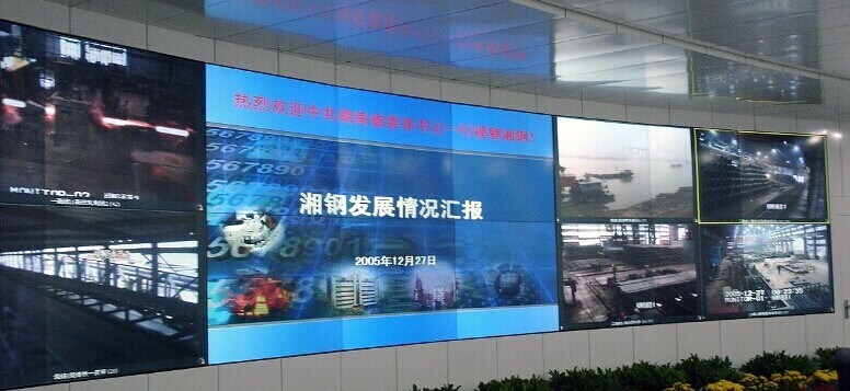 China Dlp Display Cube Video Wall Rear Projection Wall