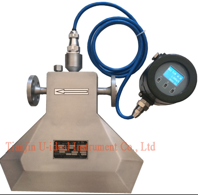 Viscosity Density Meter-Gas Air Liquid Coriolis Mass Flow Meter pictures & photos