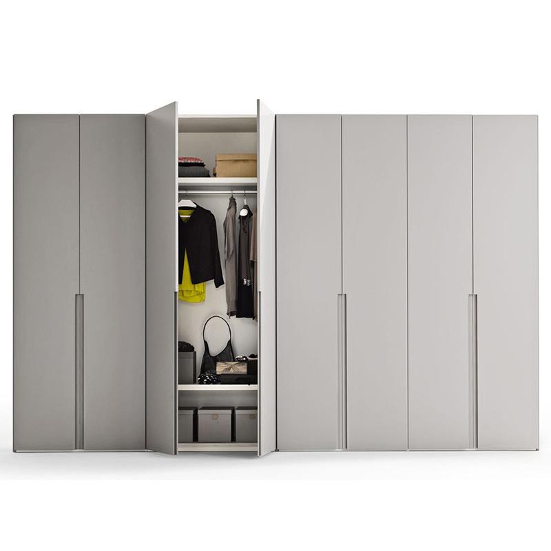 [Hot Item] Bedroom Wall Wardrobe Design Built in Closet Systems Organizing  a Walk in Closet