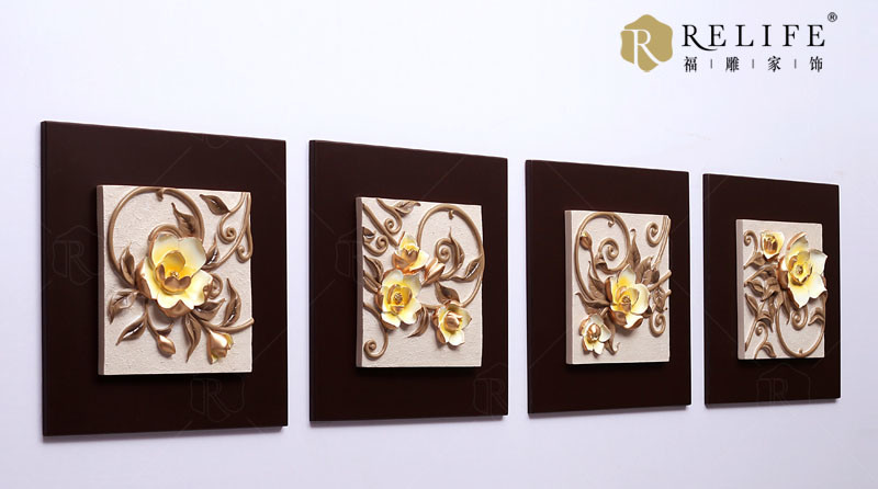 Hot Item Home Or Office 3d Wall Hanging Painting For Decor