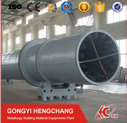 [Hot Item] Save Energy Wood Chips/Sawdust Rotary Dryer