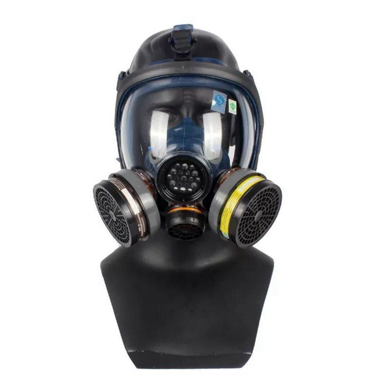 gas mask for virus