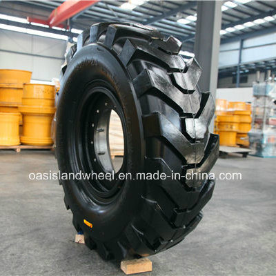 [Hot Item] Polyurethane Filling Tyre / Foam Filling Tyre for Waste  Disposal, Scrap Metal, Smelting Operations, and Underground Mining