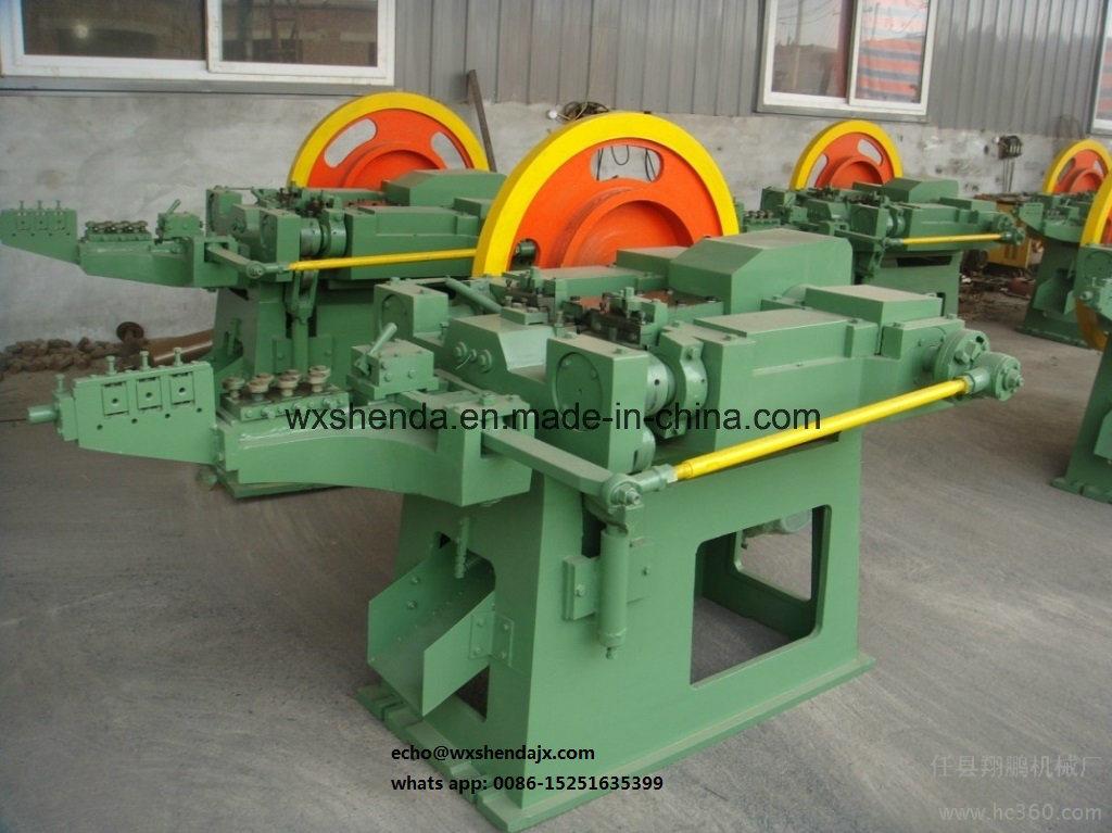 China High Speed Wire Iron/Steel Nail Making Machine Price/Factory ...