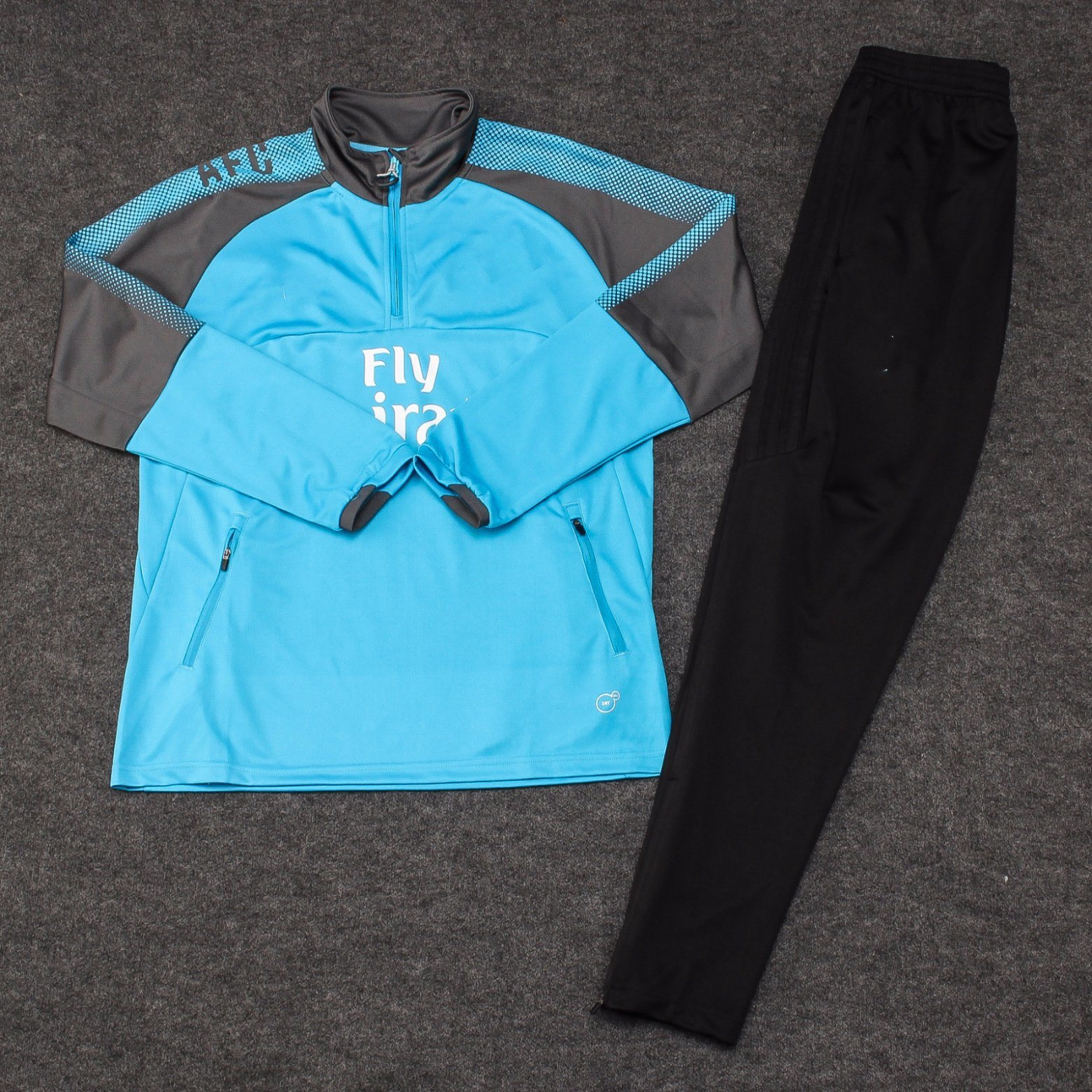 1f9f80f82 Latest Design Fashion Cheap Custom Soccer Tracksuit Design Your Own Team Jersey  Jacket