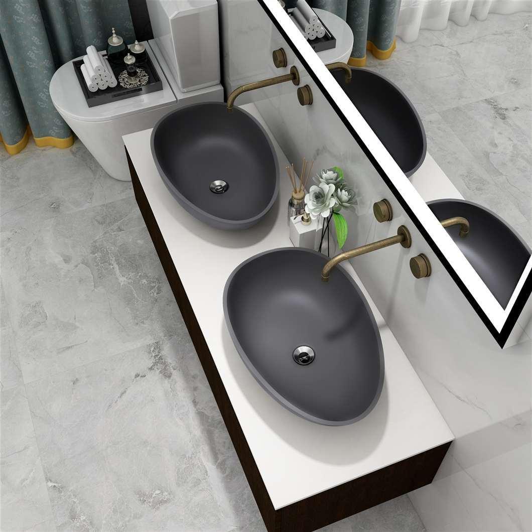 Wash basin in wall braun thermoscan 7 argos