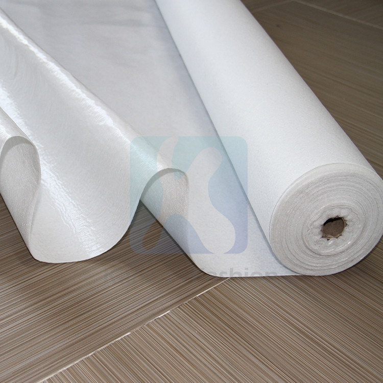 Hot Item Best Sale 100 Polyester Adhesive Floor Protector Felt Roll