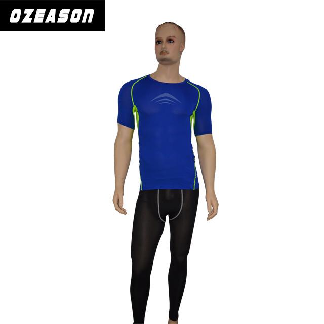 066945f97690e China Wholesale Cheap OEM Custom Dri Fit Mens Gym Compression Wear - China  Compression Wear, Compression Yoga Pants Wear