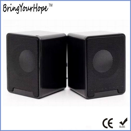 Free shipping wholesale portable a pair of home 3d audio compact.