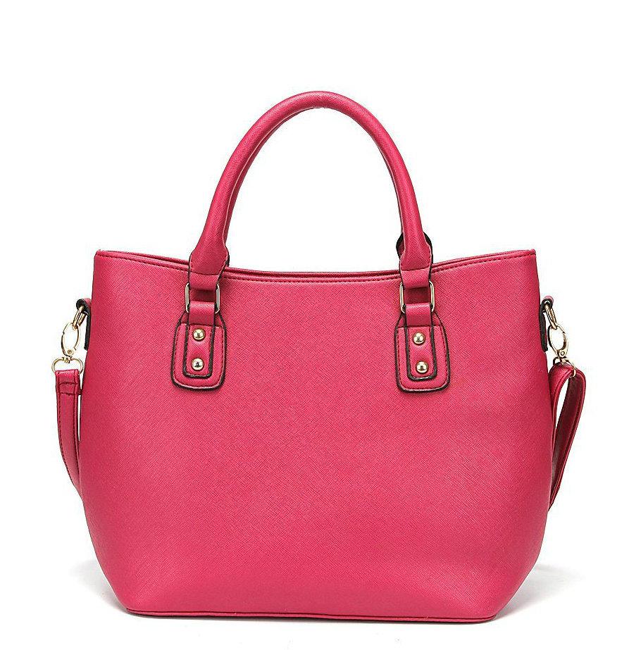 11 Years Guangzhou Factory Wholesale Fashion PU Leather Women Tote Bag Lady  Handbag b4d3d0f41e5e8