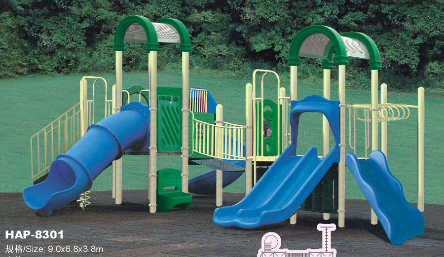 Outdoor Playgrounds (HAP-8301)