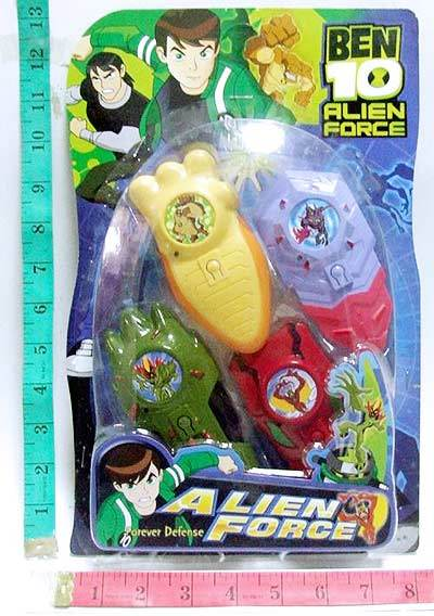 China Ben10 Turned Four Second Generation Device (2161983
