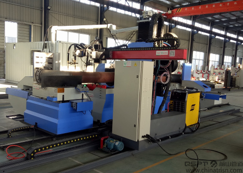 [Hot Item] Pipe Fabrication Fitting-up & Welding Centre (Fit-up+ Clamp)