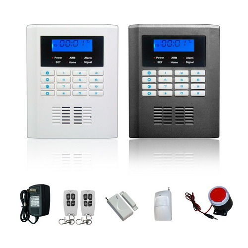 Super Reliable PSTN GSM Alarm System with 99 Wireless Zones