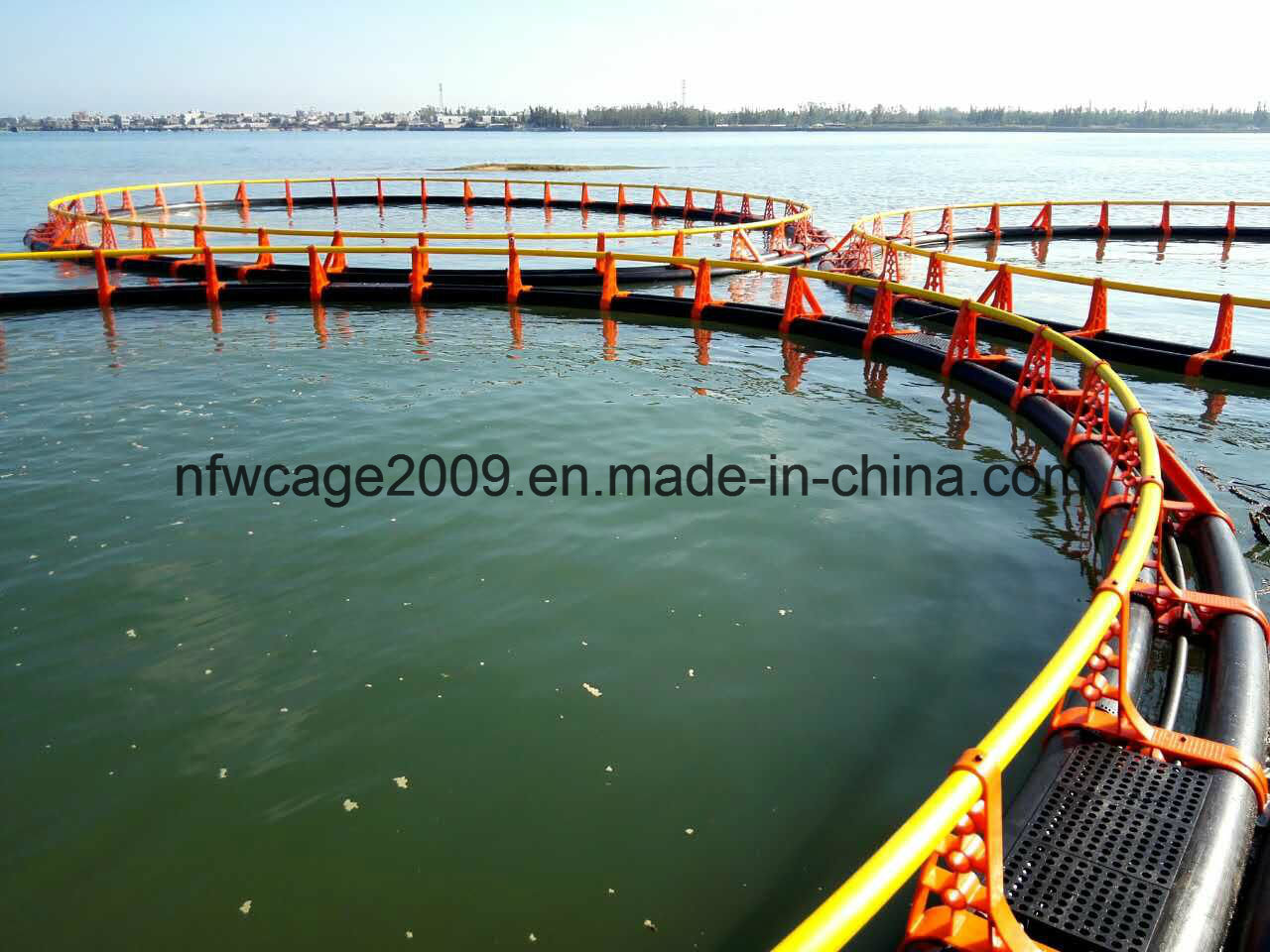 Fish Cage for Salmon Fish Culture pictures & photos