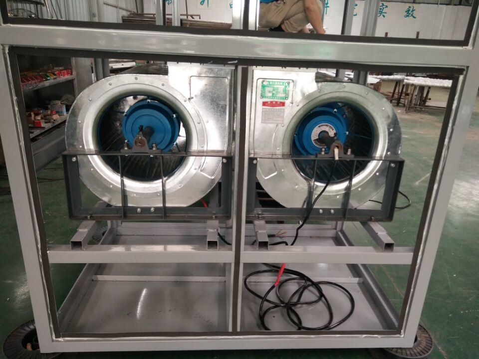Low Noise Centrifigual Fan for Spray Booth