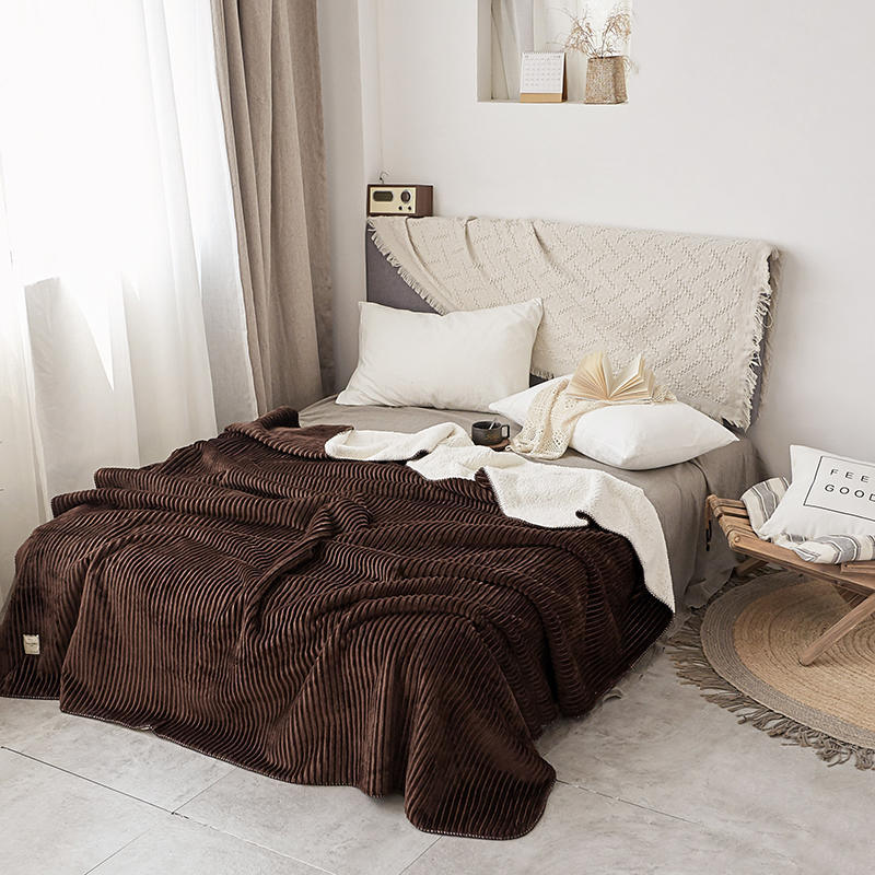 China Reverses To Sherpa Fuzzy Mink Cozy Warm Fluffy Velvety Home Fashion Micromink Flannel Throw Blanket China Blanket And Sherpa Blanket Price