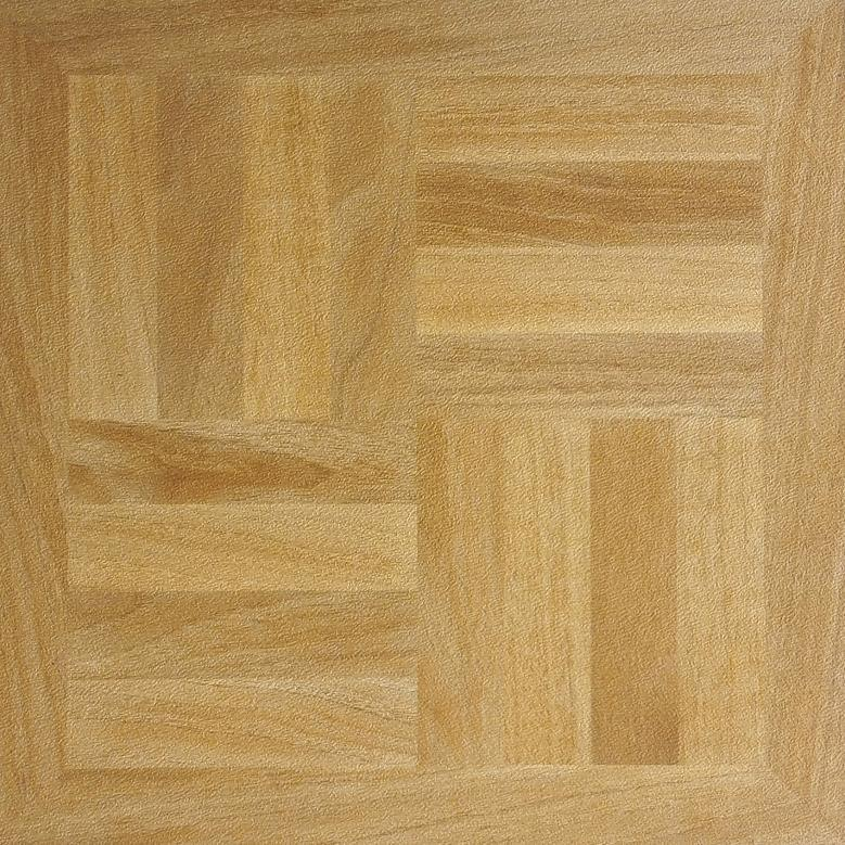 China Durbable Pvc Wood Parquet Design Vinly Floor Tiles