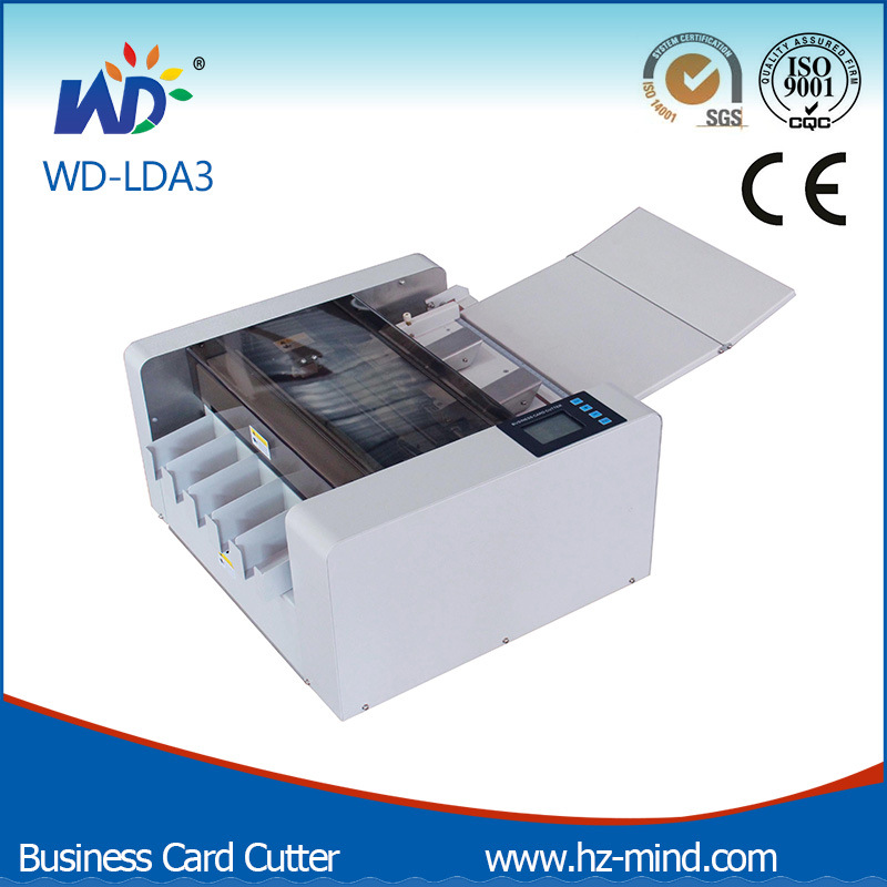China Multi-Functional Card Slitter (LD-A3+) A3 Size Business Card ...