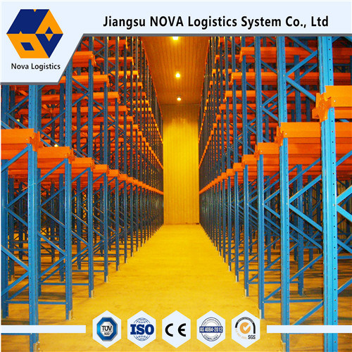 Heavy Duty Storage Drive Through Pallet Rack with 10 Years Warranty