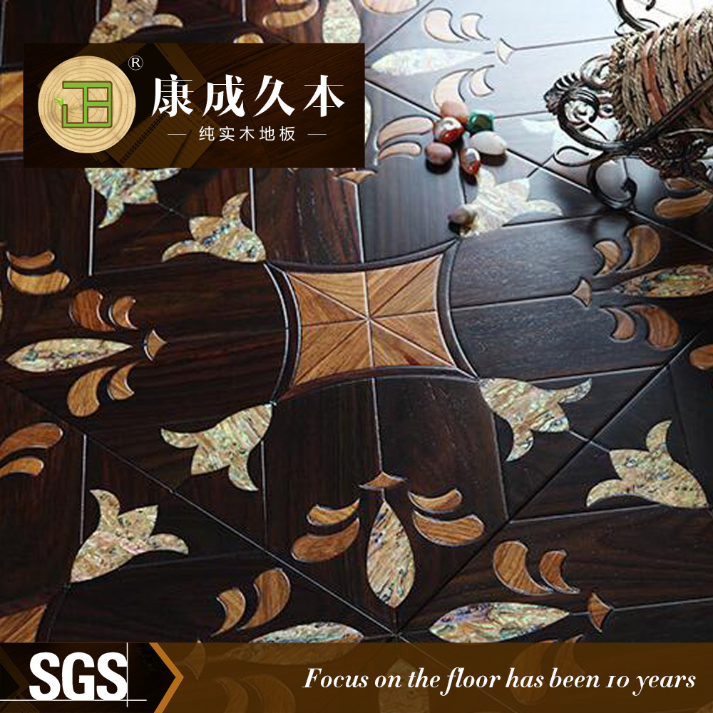 High Quality of The Acid Branch Wood Parquet/Laminate Flooring