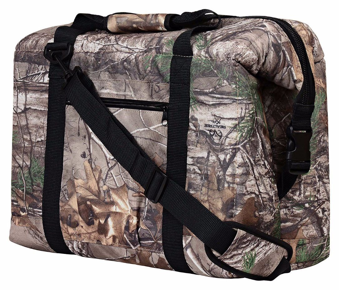 Outdoor Camo Soft Lunch Coolers Bag