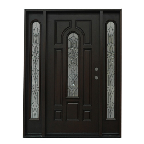 China Full Light Interior Door Full Height Glass Doors Frp Composite