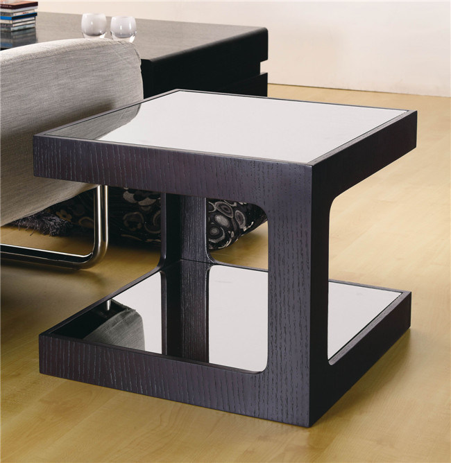 China small corner table side table livingroom furniture - Corner tables for living room online india ...
