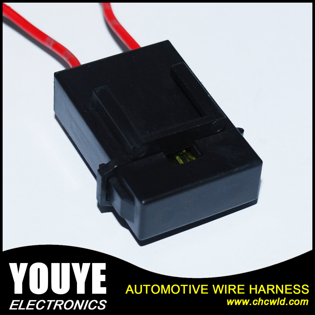 China Youye Automobile Copper Wire Harness Electronic Fuse Box Wiring Chevrolet Cars Iso9001 Ts16949