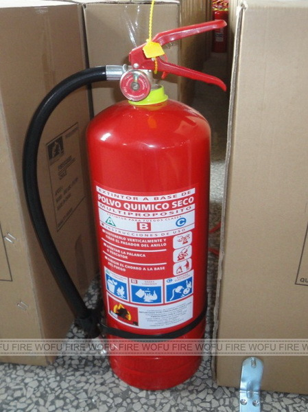 4-6-10kg ABC Fire Extinguisher Valve pictures & photos