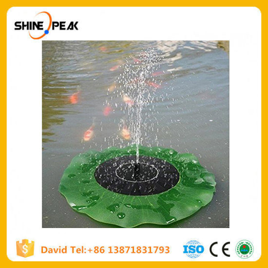 Watering & Irrigation Garden Sprinklers Floating Solar Water Pump Power Panel Kit Fountain Pool Garden Pond Submersible Watering Display Garden Submersible Watering