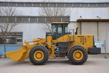 Wheel Loader Zl50 Yn958g Yn959g pictures & photos