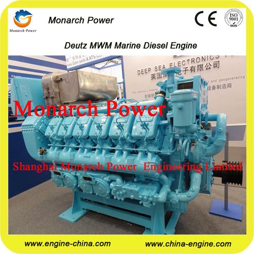 [Hot Item] Deutz Mwm Marine Diesel Engine (factory directly sale)