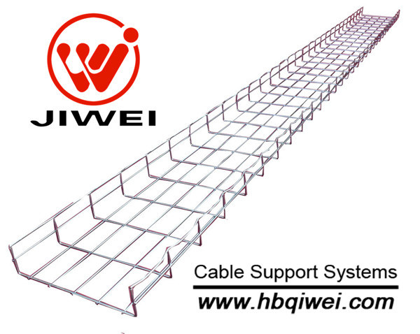 China Zp Wire Basket Cables Tray - China Cable Tray, Wire Mesh Cable ...