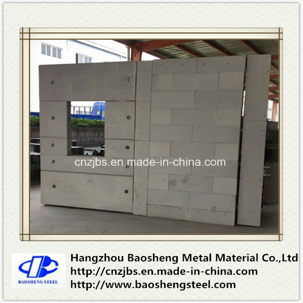Lightweight Autoclaved Aerated Concrete AAC Panel AAC Block