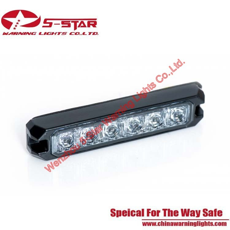Gen 5th Technology R65 3W LED Strobe Flashing Grille Warning Lights pictures & photos