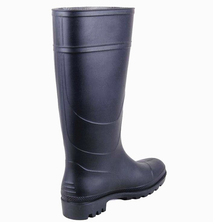 China Long Rain Boots Rubber Gumboots