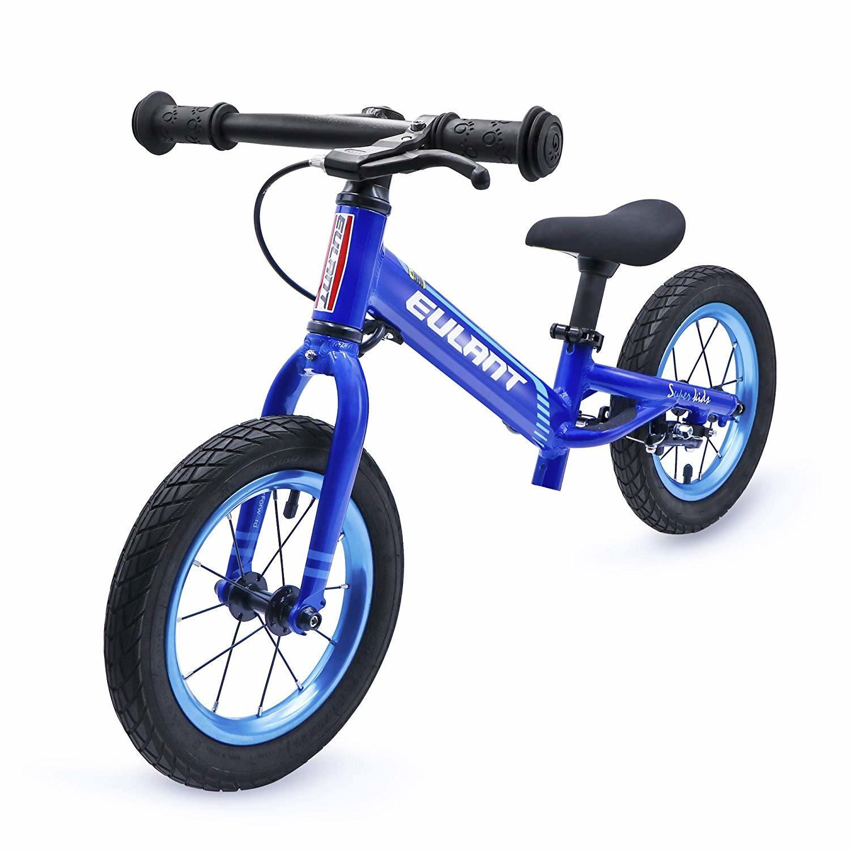 Ultra-Light Balance Bike Blue