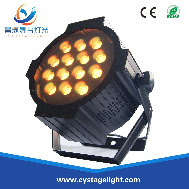 Hot Item 14pcs 10w Rgbw 4in1 Zoom Wash Led Par Can Light